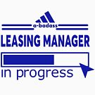 LEASING MANAGER by Justin9bi