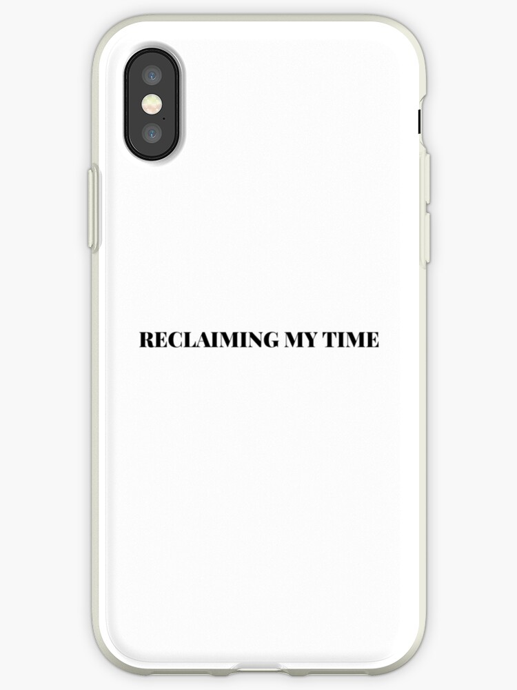 Reclaiming My Time Shirts by MamaTees