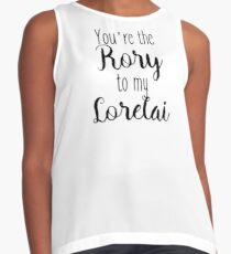 Gilmore Girls - You're the Rory to my Lorelai Contrast Tank