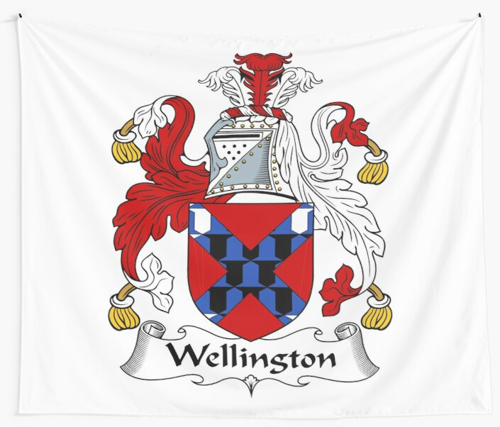 Wellington  by HaroldHeraldry