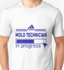 MOLD TECHNICIAN Unisex T-Shirt