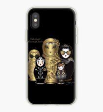Fabulous Russian Dolls iPhone Case