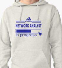 NETWORK ANALYST Pullover Hoodie