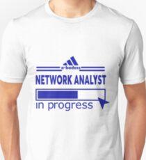 NETWORK ANALYST Unisex T-Shirt