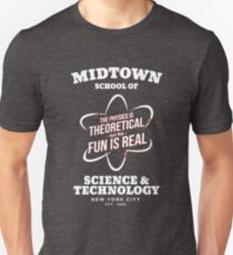 MSST - The Physics is Theoretical T-Shirt