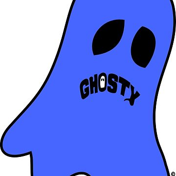 Blue Ghosty by GhostyBrand