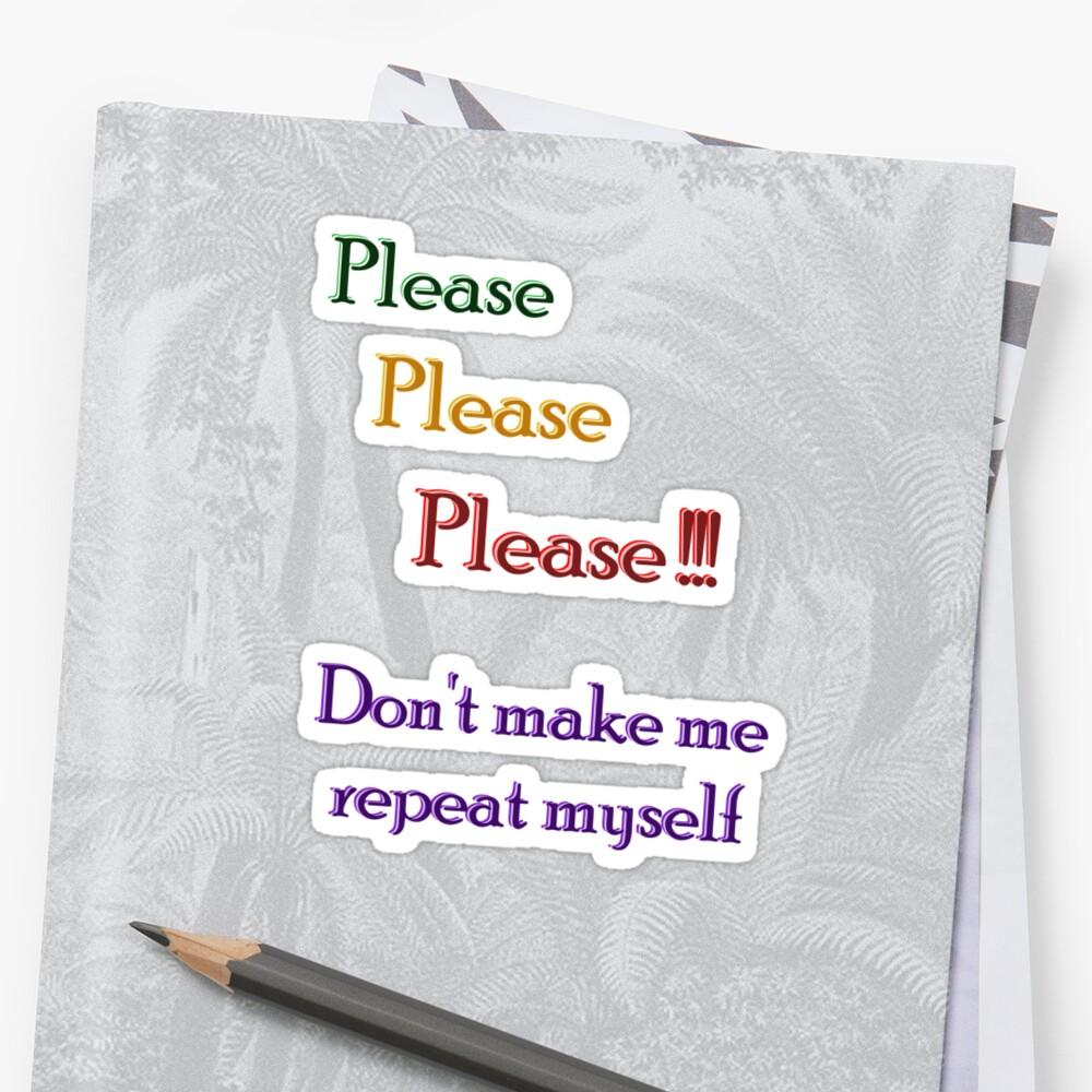 Repeat Repeat Repeat by Anne van Alkemade