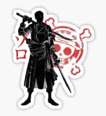One Piece - Zoro Sticker