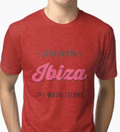 Ibiza Vintage Tri-blend T-Shirt