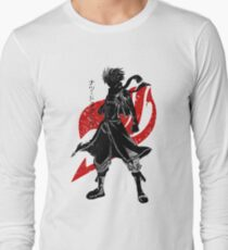 Camiseta de manga larga Fairy Tail - Natsu
