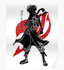 Fairy Tail - Natsu Poster