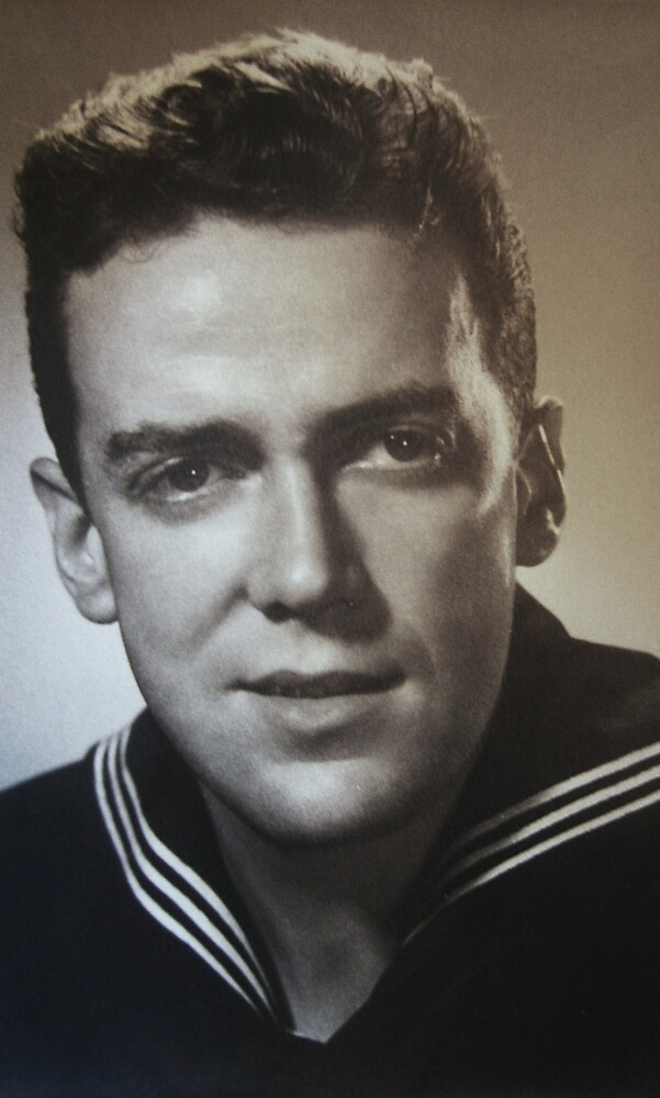 Remembering my Dad on Father's Day by Barbara Morrison