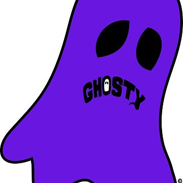 Purple Ghosty by GhostyBrand