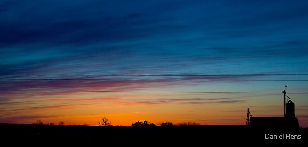 Wisconsin Sunrise by Daniel Rens