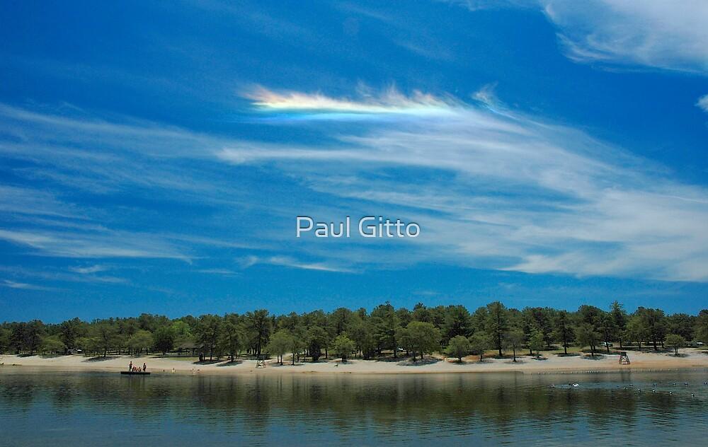 The Sky Breaks Open by Paul Gitto