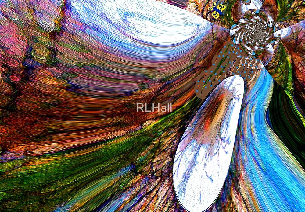 Woodland Faery by RLHall