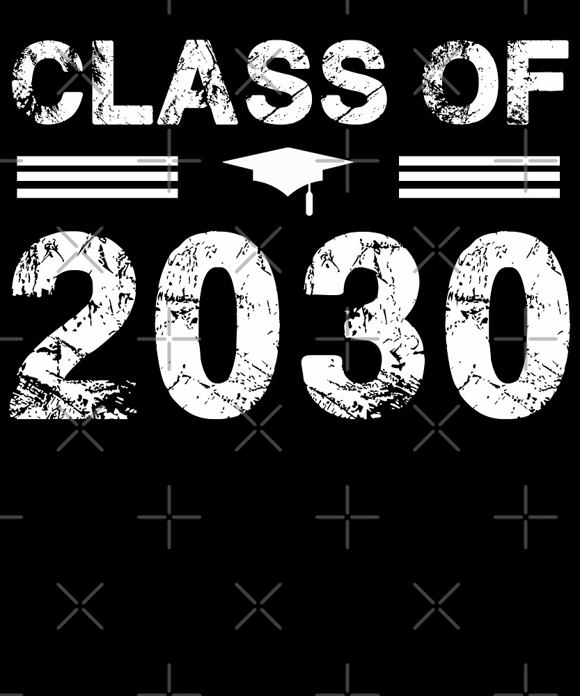Class Of 2030 Shirt by Kimcf