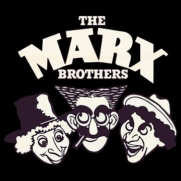 The Marx Brothers by MotherSky