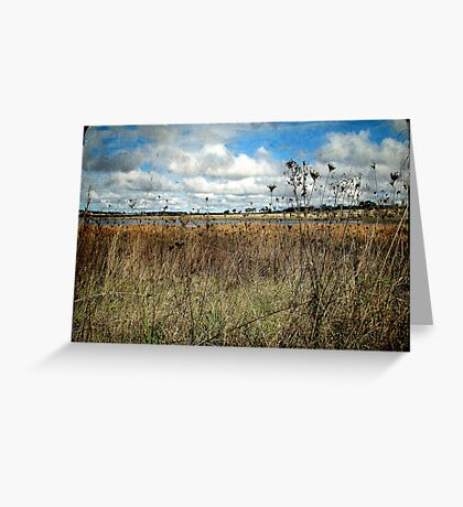 Thunderbolt Country Greeting Card