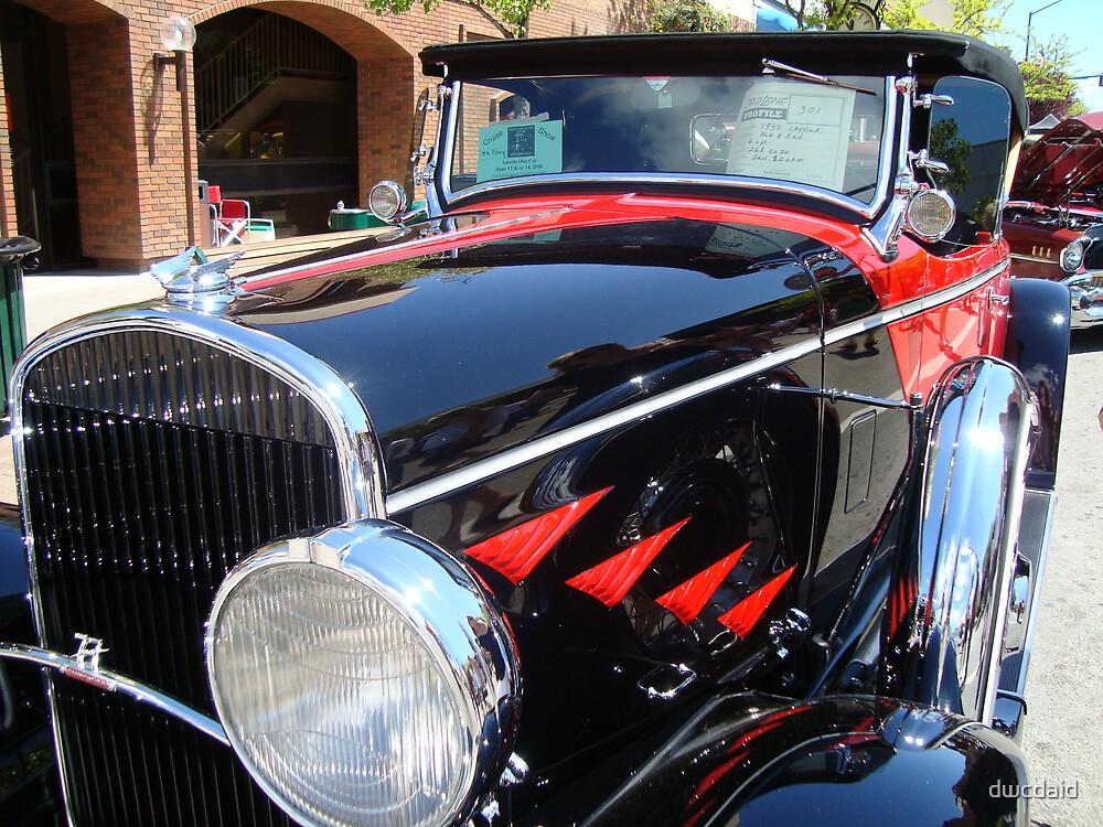 1930 Chrysler by dwcdaid