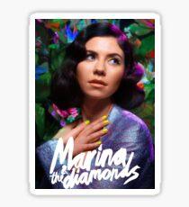 Marina & The Diamonds Sticker