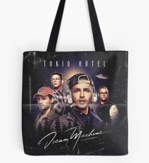 TOKIO HOTEL DREAM MACHINE ALBUM  Tote Bag