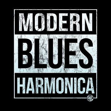 Adam Gussow's Modern Blues Harmonica by GussowMBH