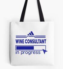 WINE CONSULTANT Tote Bag