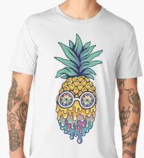 Bass Face Pineapple Men's Premium T-Shirt
