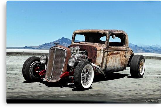 1935 Chevrolet 'Please Pass the Salt' Rat Coupe by DaveKoontz