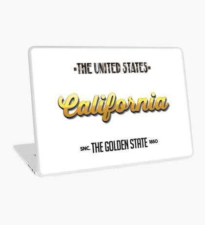 Vintage California Laptop Skin