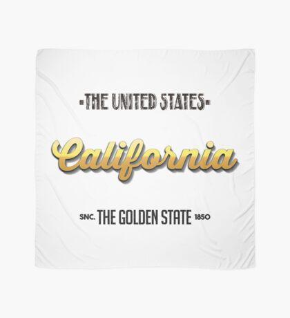 Vintage California Scarf