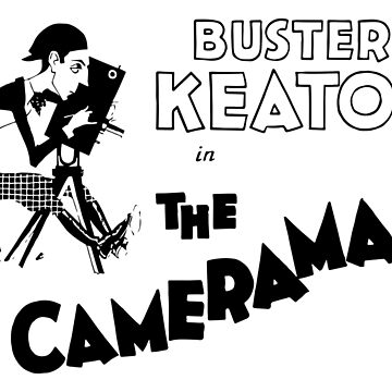 The cameraman by MotherSky