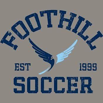 17-18 Logo by foothillsoccer