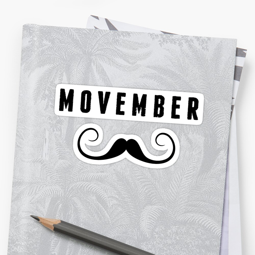 Movember by MattSauder