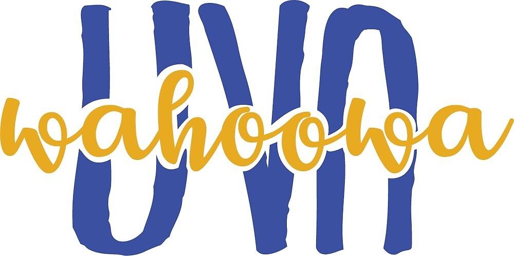 UVA wahoowa by maggiehowell12