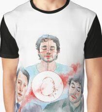 Buffet Froid / Hannibal S1E10 / Hannigram Watercolor Graphic T-Shirt