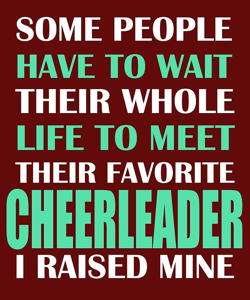 Cheerleader  by AlwaysAwesome