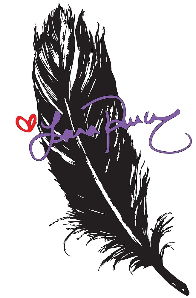 Lana Parrilla Feather of Hope by ahora
