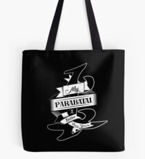My Parabatai is better than yours - Shadowhunters Tote Bag