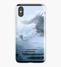 Ice dragon iPhone Case/Skin