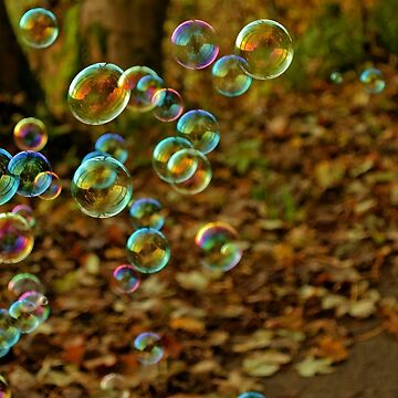 Bubble Magic by DvorakDesign