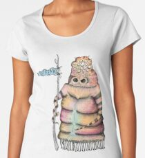 Fly Your Freak Flag Monster Women's Premium T-Shirt