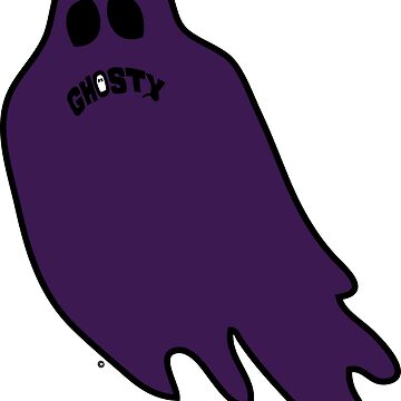 Aubergine Ghosty by GhostyBrand
