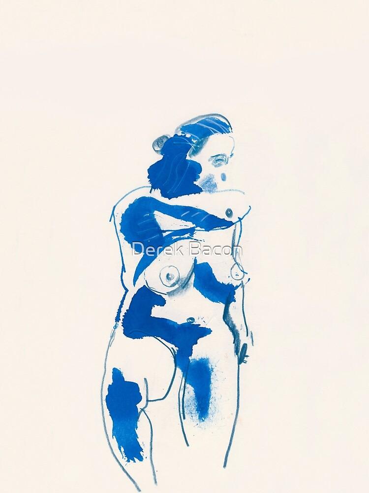 Figure drawing no.4 by DerekBacon