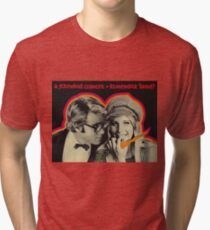What's Up, Doc? (1972) #PeterBogdanovich #Screwball #Comedy #AFI Tri-blend T-Shirt
