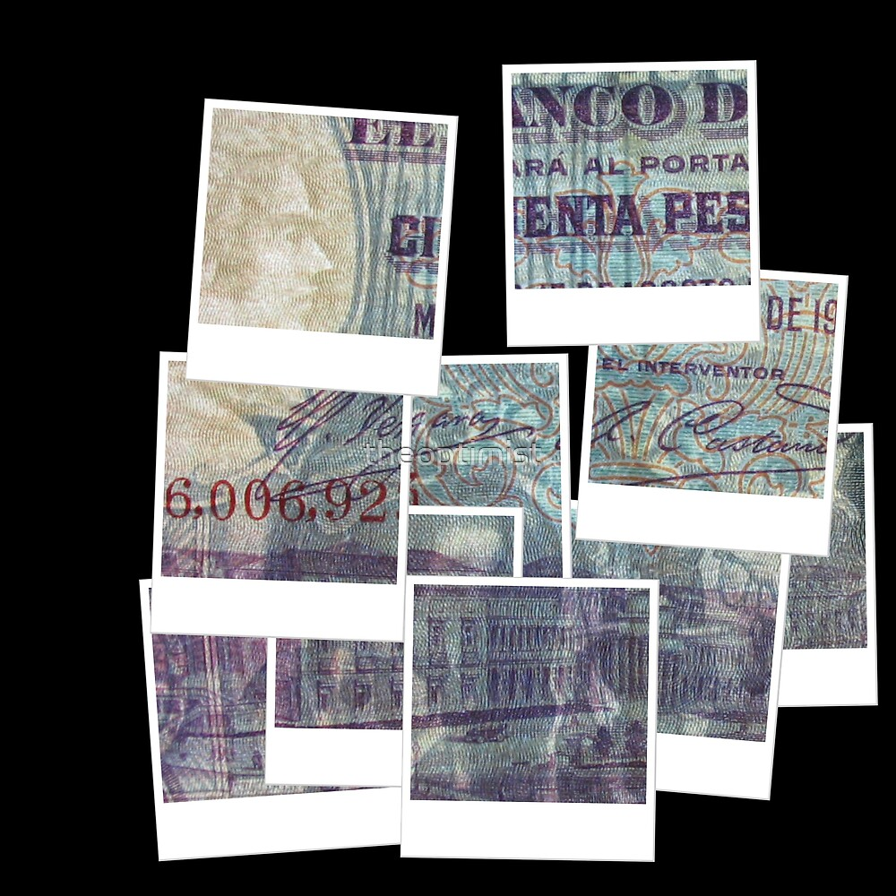 Foriegn banknote by theoptimist