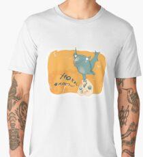 Boo.. Men's Premium T-Shirt