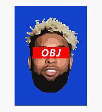 OBJ 1 Photographic Print