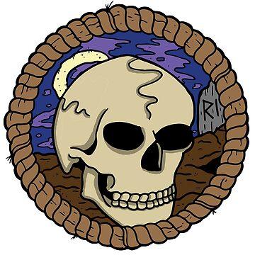 Grave Tellings by SandyFloss